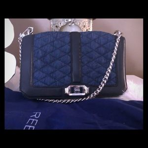 Rebecca Minkoff quilted handbag